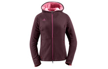 Vaude Women's Cresciano Jacket red wine
